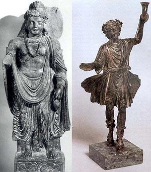Kushana style: 2nd century A.D.