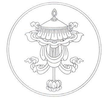 The Tibetan Parasol