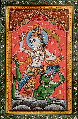 Balarama Avatara (The Ten Incarnations of Lord Vishnu)
