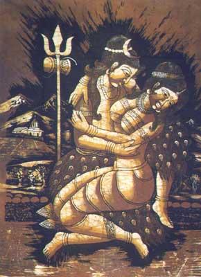 Hindu sex gods and goddesses