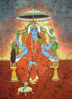 The Ten Mahavidyas : Matangi