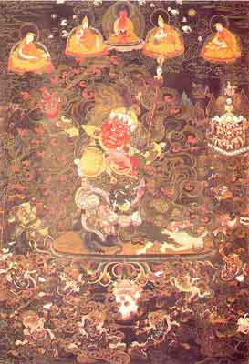 Thangka Paintings - Begtse