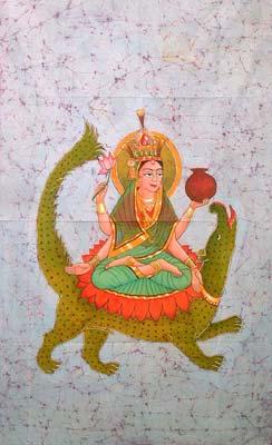 River Goddess Ganga
