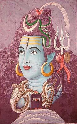 Iconic and Aniconic Shiva