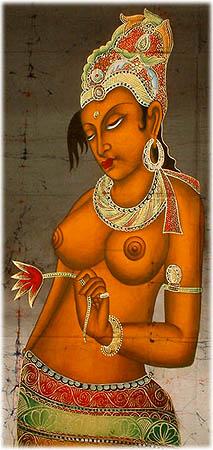 Ajanta Lady