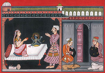 Birth of Shri Krishna