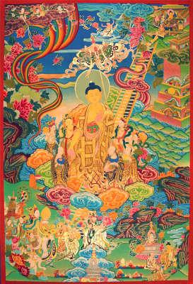 Tushita Buddha