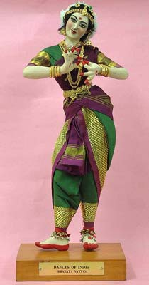 Dances Of India - Bharat Natyam