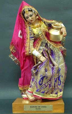 Dances Of India-Matka Dance (Rajasthan)