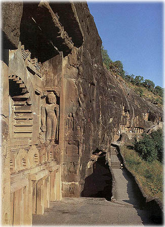 The Caves of Ajanta