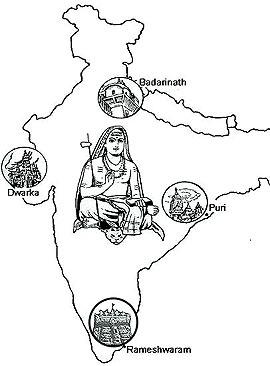 Chaar-Dhaam