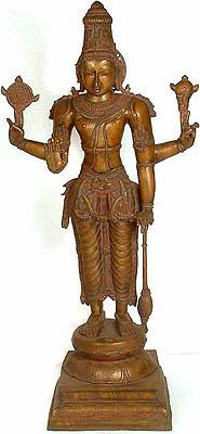 Chaturbhuja Shri Vishnu