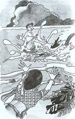 Shankara becomes a Sannayasi