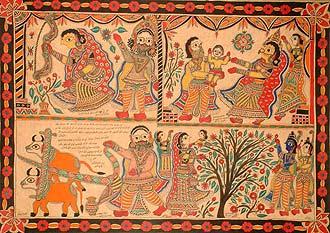 Sita as Janaki