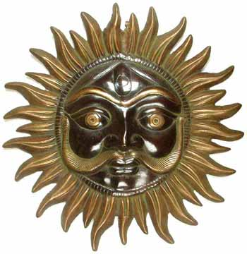 Surya - The Powerful Sun