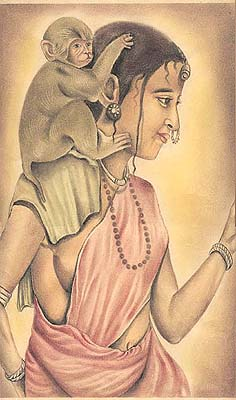 Exuding Innocence (No Monkey Business)