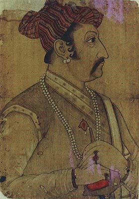 Gaj Singh of Jodhpur (Bikaner Style)