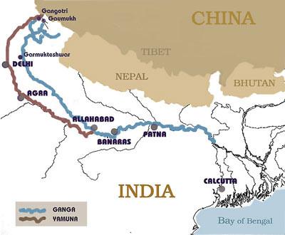 Tales of Ganga, The River Goddess