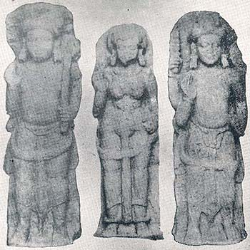 Gaya Images of the Trinity