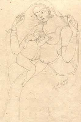 Parvati the Love Goddess