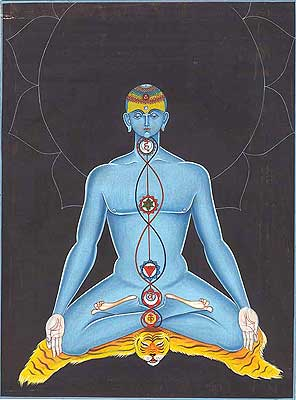 The Tantrika Sadhana for Kindling 'Kundalini'