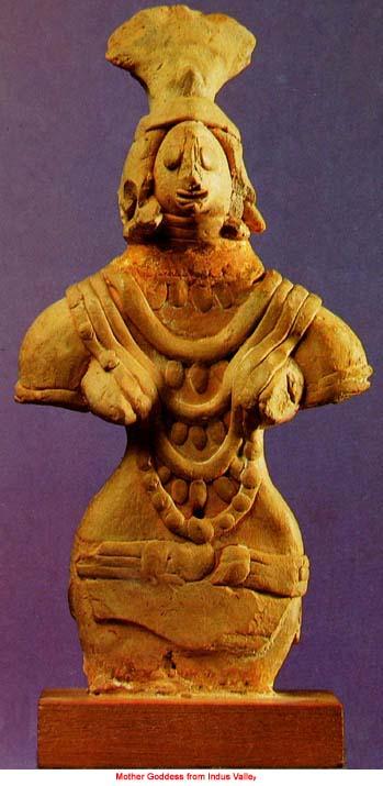 การหายไปของอารยธรรม Indus Valley