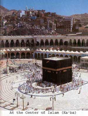 Kaba: Islamic pilgrimage