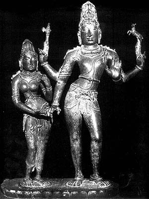 Kalyanasundara. Early Chola. 10th Century A.D. Ht. about 80 cms.