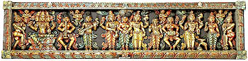 Kalyansundaram (Marriage Scene of Lord Shiva)
