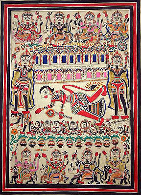 Lanka Dahan - Different Form of Hanumana