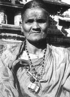 Female Lingayat Virashaiva