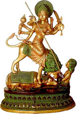 Mahishasura Mardini
