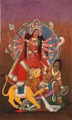Mahishasura Mardini Durga
