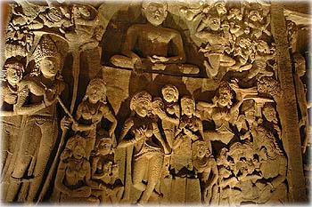 The Temptation of Buddha by Mara