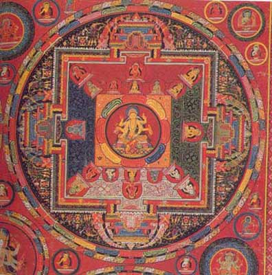 The Art of Narration in Buddhist Thangka Paintings