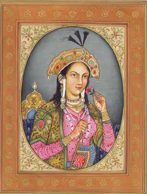 Mumtaz Mahal : wife of Shah Jahan, Mughal Emperor