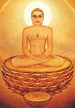 Lord Mahavira's Parinirvana