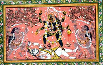 A Kali in Every Woman: Motherhood and the Dark Goddess Archetype