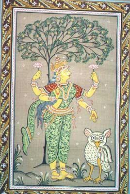 Patachitra from Orissa