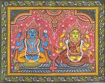 Vishnu Lakshmi