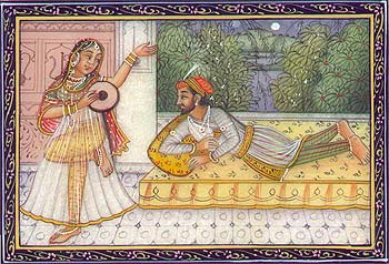 Mujra - The Dance