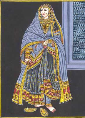 Lady of the Harem