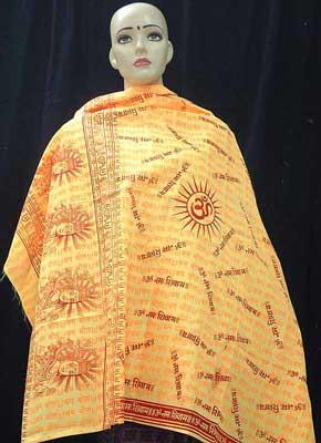 Om Namoh Shivai Wrap