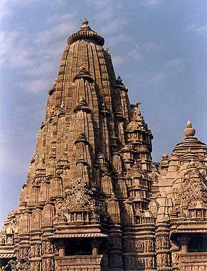 The Towering Shikhara