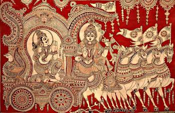 Shri Krishna's Gita Upadesha