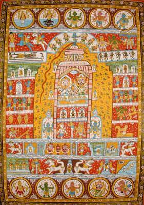 Sri Jagannath Pati