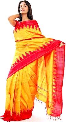 Kanjivaram Saris