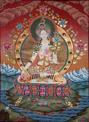 White Tara: The Divine Mother