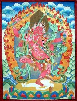 Red Tara (Kurukulla)