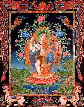 The Male Female Divine Unity